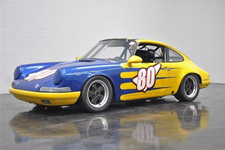 1968 911 Coupe - Race Car Coupe - Race Car picture #1