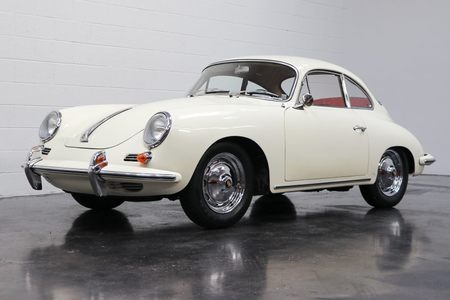 1962 356B Super 90 Coupe Super 90 Coupe picture #1