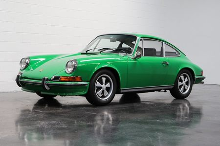 1970 911S Coupe Coupe picture #1