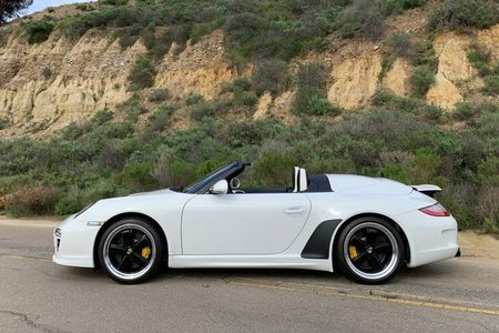 2011 911 Speedster 997.2 997.2 picture #1