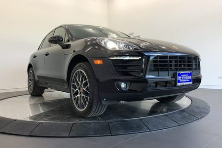 2017 Porsche Macan Base picture #1