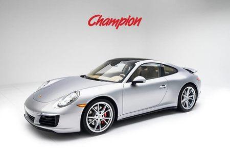 2017 Porsche 911 Carrera 4S picture #1