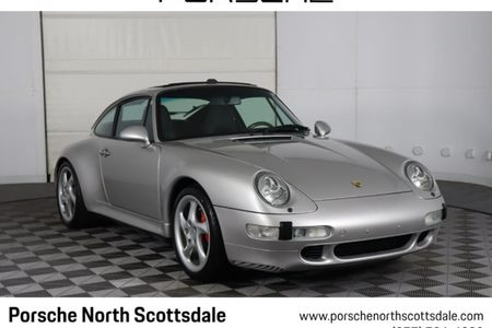 1998 911 Carrera 4 2dr Coupe Carrera 4S picture #1