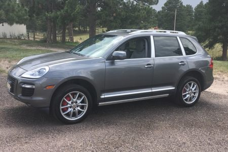2008 Cayenne Turbo picture #1