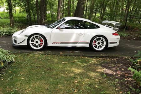2011 GT3 RS 4.0 picture #1