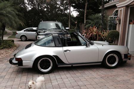 1980 Porsche 911 SC Targa picture #1