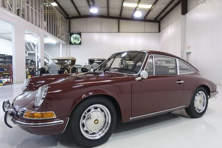1969 912 Coupe by Karmann picture #1