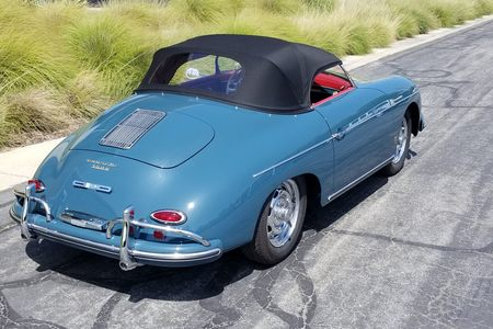 1958 356 T2 Speedster picture #1