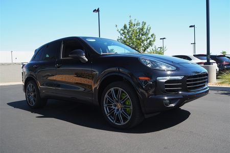 2017 Cayenne S Hybrid picture #1