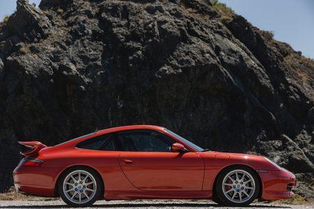 1999 Porsche 911 (996) GT3 Clubsport picture #1