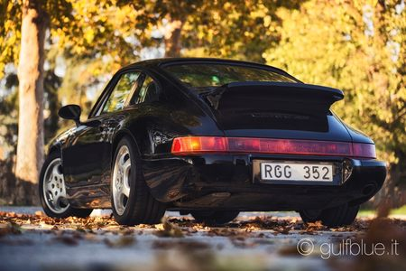 1992 964 Carrera RS picture #1