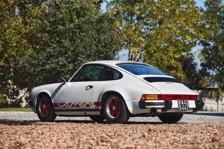 1974 911 Carrera 2.7 MFI picture #1