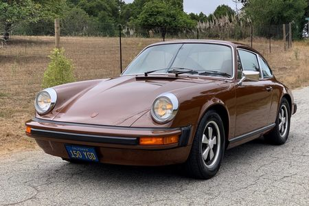 1974 Porsche 911 Coupe 24k Original Miles! picture #1