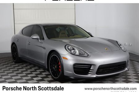 2016 Panamera 4dr Hatchback GTS picture #1