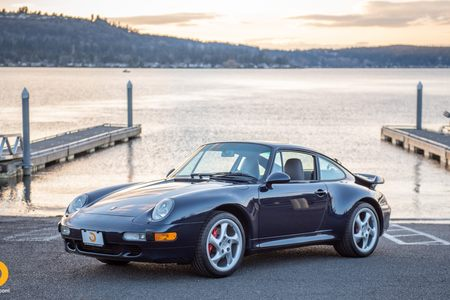 1997 Porsche 993 Turbo picture #1