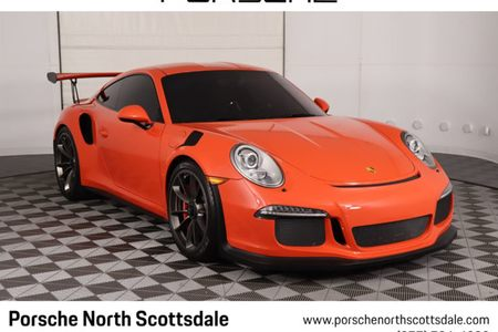 2016 911 2dr Coupe GT3 RS picture #1