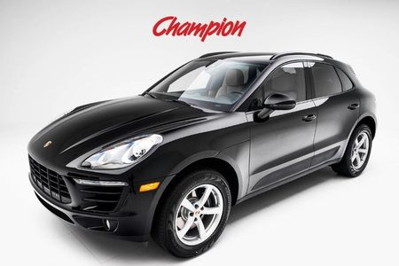 2018 Porsche Demo Sale Macan picture #1