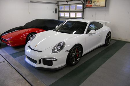 2014 911 GT3 picture #1