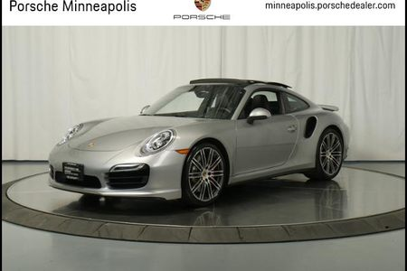2015 911 2dr Cpe Turbo picture #1