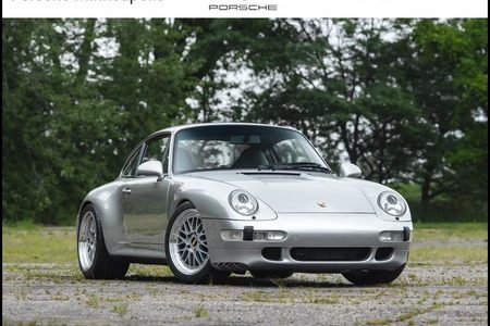 1997 911 Carrera picture #1