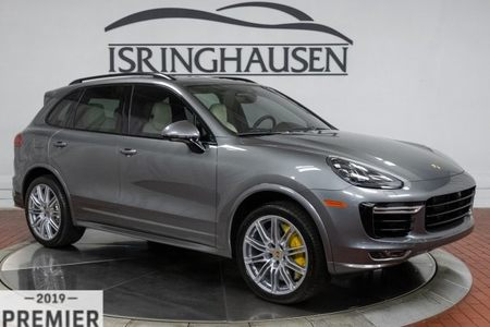 2016 Cayenne Turbo S picture #1