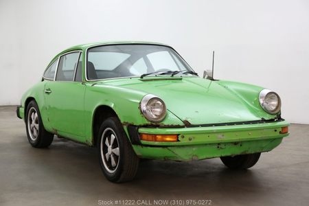 1974 911 Coupe picture #1