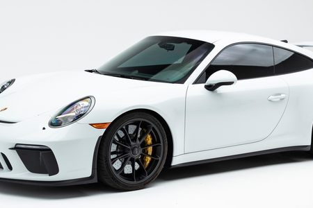 2018 GT3 picture #1