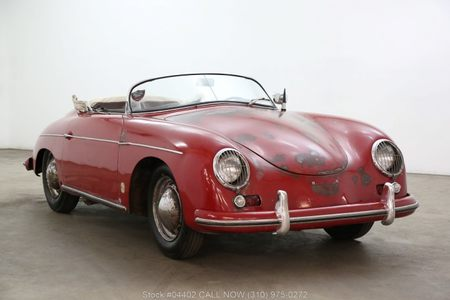 1956 1600 Speedster picture #1