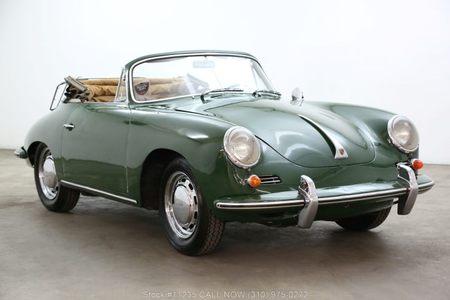 1963 356C Cabriolet picture #1