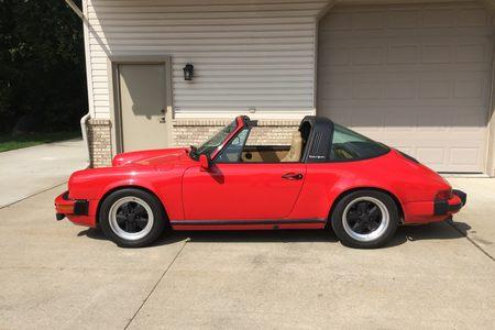 1981 911 SC Targa picture #1