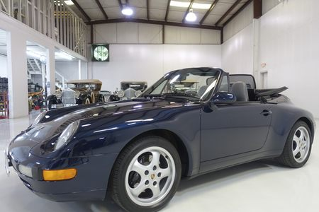 1997 911 Carrera 2 Cabriolet picture #1