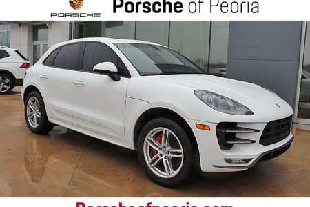 2016 Macan Turbo picture #1