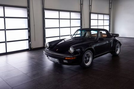 1985 911 Cabriolet Turbo Look picture #1
