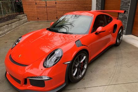 2016 911 GT3 RS GT3 RS picture #1