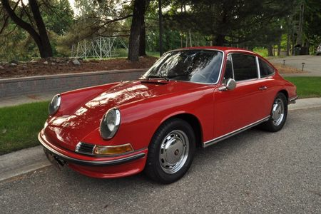 1966 911 picture #1