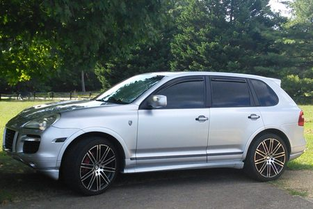2008 Cayenne GTS picture #1