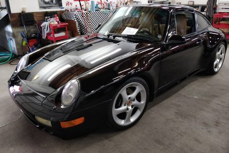 1997 911 (993) Carrera 2S Coupe picture #1