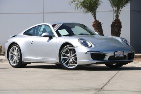 2014 911 Carrera 4 picture #1
