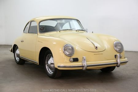 1956 356A Carrera Coupe picture #1