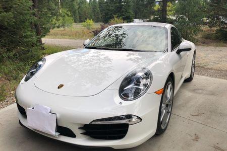 2012 Porsche Carrera S 991 911 picture #1