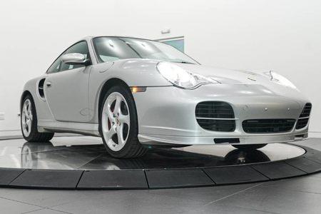 2003 Porsche 911 Carrera Turbo picture #1