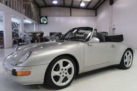 1998 911 Carrera 2 Cabriolet picture #1