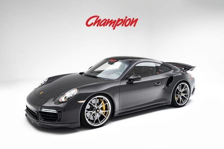 2019 Porsche 911 Turbo S picture #1