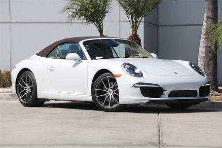 2015 911 Carrera picture #1