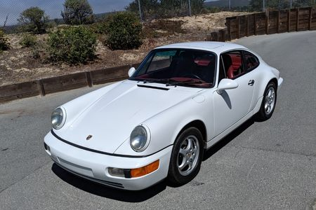 1992 911 Carrera 2 picture #1
