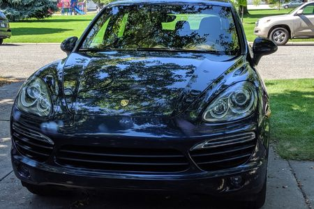 2013 Cayenne picture #1