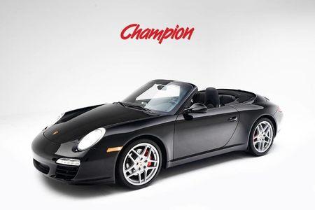 2009 Porsche 911 Carrera S Cab picture #1