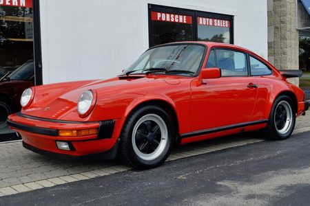 1987 Carrera Coupe picture #1