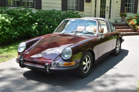 1969 911 T picture #1
