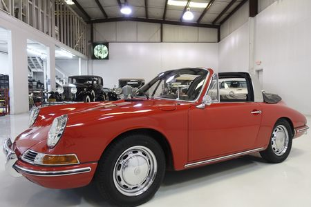 1967 Porsche 912 Soft-Window Targa picture #1
